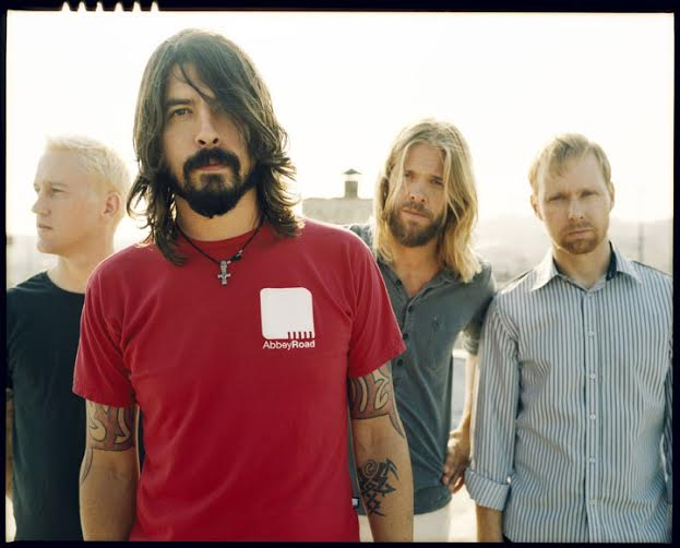 Lucianin: Band Timeline — The Foo Fighters