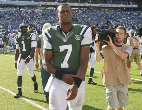New York Jets QB Geno Smith