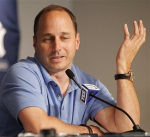 """We need a third baseman....fuck it, here's $52 million Chase."" - Brian Cashman"