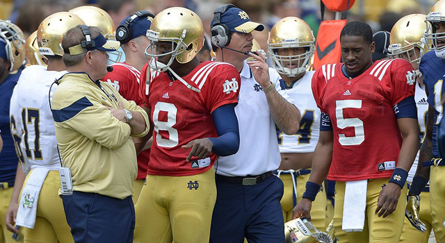 DESMOND: GOLSON'S LUCK MIGHT HAVE RUN OUT AFTER DISAPPOINTING IRISH CAMPAIGN